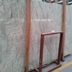 Andromeda White Granite Tiles Slabs Countertops