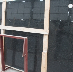 Angola Black Granite Tiles Slabs Countertops
