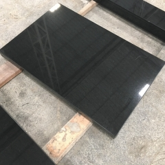 China Black Granite Tiles Slabs Countertops