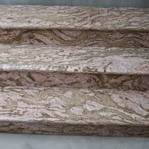 California Red Dragon Granite Tiles Slabs Countertops
