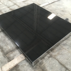 Absolute Black Granite Tiles Slabs Countertops