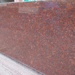 Imperial Red Granite Tiles Slabs Countertops