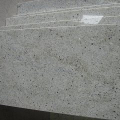 Kashmire White Granite Tiles Slabs Countertops