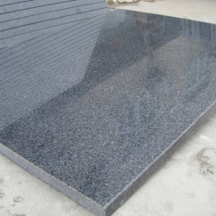G654 China Impala Black Granite Tiles Slabs Countertops