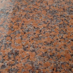 G562 Maple Red Granite Tiles Slabs Countertops