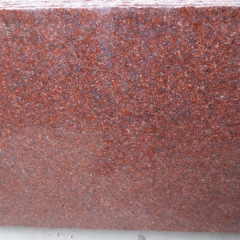 Indian Red Granite Tiles Slabs Countertops