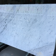 Bianco Carrara White Marble Flooring Wall Tiles and Slabs
