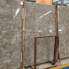 Bosy Grey Marble Flooring Wall Tiles and Slabs