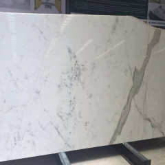 Calacatta White Marble Flooring Wall Tiles and Slabs