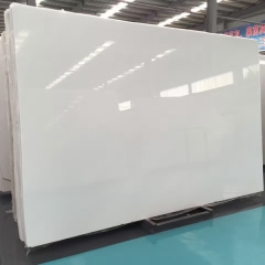 Absolute White Marble Flooring Wall Tiles and Slabs