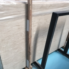France Beige Marble Flooring Wall Tiles and Slabs