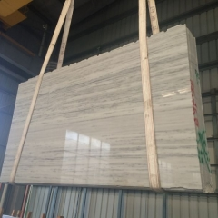 Kavala White Marble Flooring Wall Tiles and Slabs