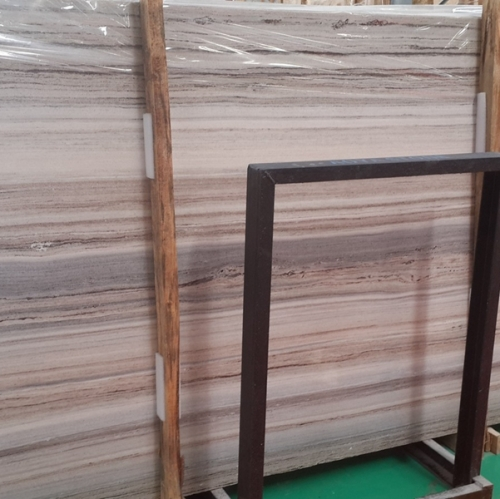 Crystal Wood Marble Flooring Wall Tiles and Slabs