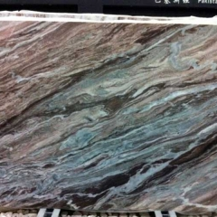 Purple Fantasy Marble Flooring Wall Tiles and Slabs