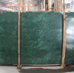 Medium Green Marble Flooring Wall Tiles and Slabs