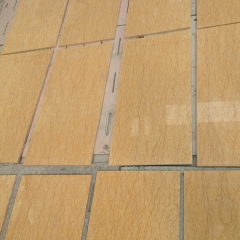Sunny Yellow Marble Flooring Wall Tiles and Slabs