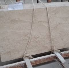 Oman Beige Marble Flooring Wall Tiles and Slabs