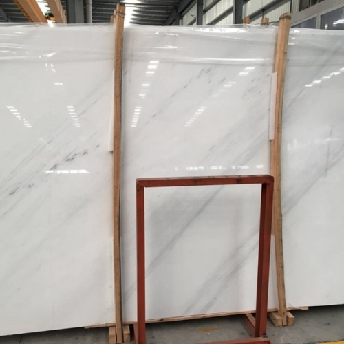 Oriental White Marble Flooring Wall Tiles and Slabs