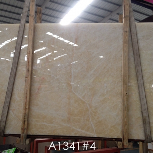Translucent Maya Onyx Marble Slabs Countertops Table Top Tiles