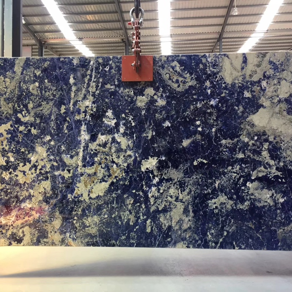 Bolivia Blue Sodalite Quartzite Countertops Slabs Manufacturers And Suppliers Buy From China Factory