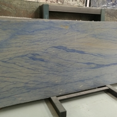 Blue Azul Macaubas Quartzite Countertops Slabs