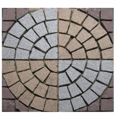 Garden Stepping Stone Natural Granite Paver