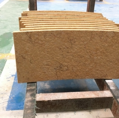 Good Quality Curved Paving Stone