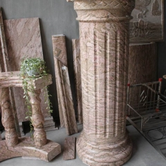Natural Stone Granite Pillars Design