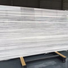 Myanmar White Marble Slabs And Tiles