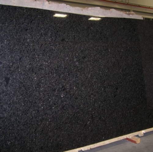 Black Pearl Granite Tiles Slabs