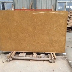 Gold Marble Slabs Tiles