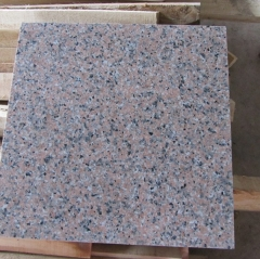 Rosy Pink Granite Tiles Slabs