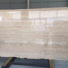 Italian Travertine Marble Slabs Tiles